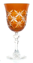 MARYS CLASSIC - goblet -  amber