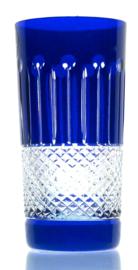 CHRISTINE - longdrink/waterglas - cobalt