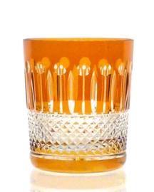 CHRISTINE - whisky / waterglas -  amber