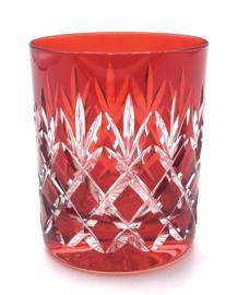 EWA water/whiskyglas - cerise