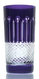 CHRISTINE - longdrink/waterglas - violet