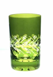ANTOINETTE - sap/waterglas - olive green