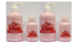 Scented Lotion rose
