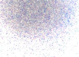 Glitter Soft blue