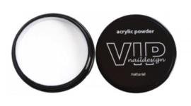Acrylic powder naturel