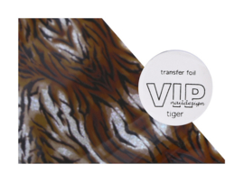 Transfer folie tiger