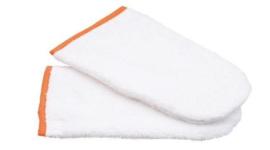 Paraffine badstof handschoen/slof
