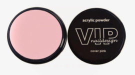 Acrylic powder coverpink
