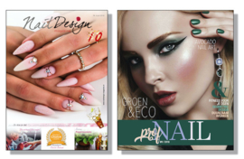 Gratis  Naildesign Magazine + Profnail