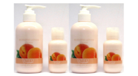 Scented Lotion peach