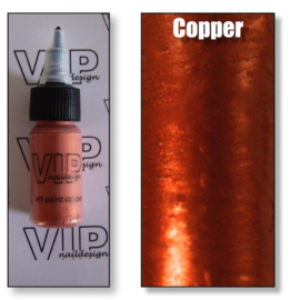 Art paint copper