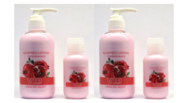 Scented Lotion pomegranate