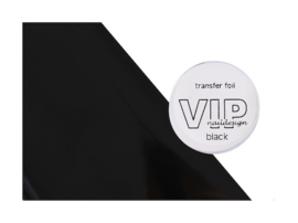 Transfer folie black