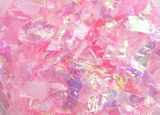 Mylar pink