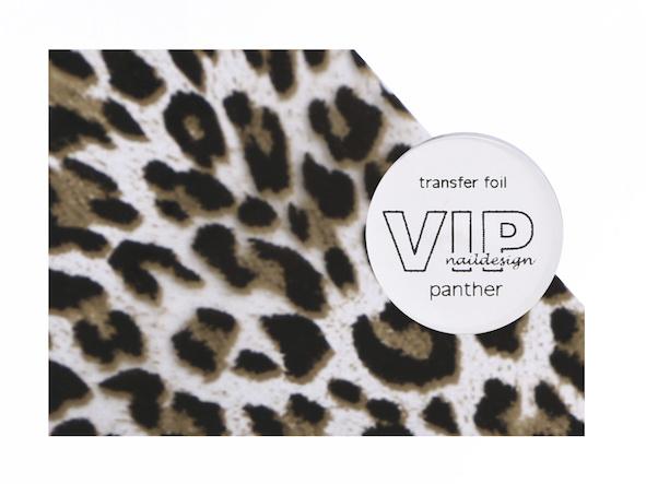Transfer folie panther