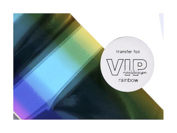 Transfer folie rainbow