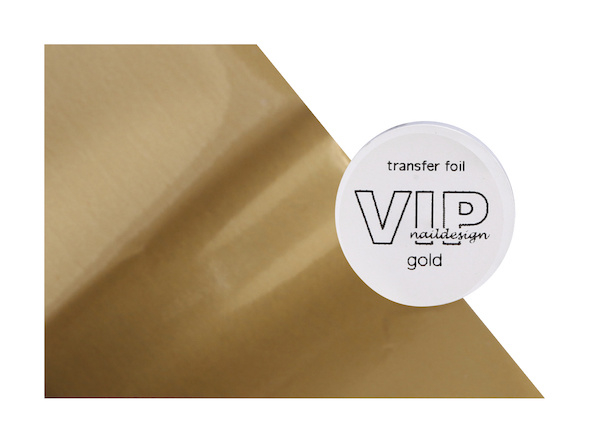 Transfer folie gold