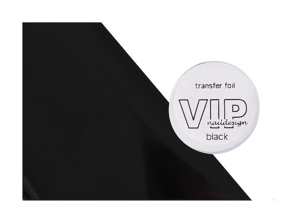 Transfer folie black