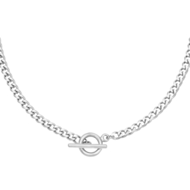 KETTING CHAIN - ZILVER