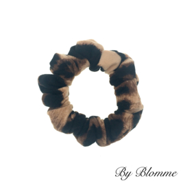 Mini scrunchie panter