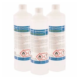 Isopropanol alcohol cleaner