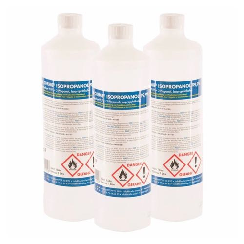 Isopropanol alcohol cleaner 99,9%