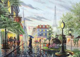 Art Puzzle 5474 - Summer Rain, Paris - 2000 stukjes