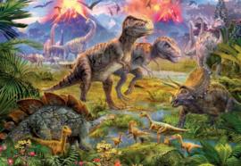 Educa - Dinosaurus Gathering - 500 stukjes