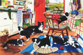 House of Puzzles - Mum's Helpers - 500XL stukjes