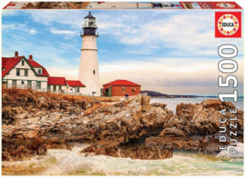 Educa - Rocky Lighthouse - 1500 stukjes