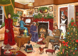 House of Puzzles - Christmas Past - 500 stukjes