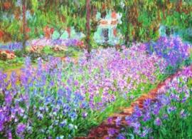 Eurographics Claude Monet - Monet's Garden - 2000 stukjes