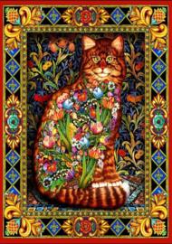 Bluebird - Tapestry Cat - 1500 stukjes