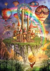 Puzzelman Ciro Marcetti - Tarot Town - 1000 stukjes