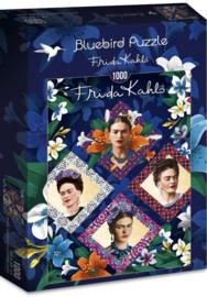 Bluebird - Frida Kahlo - 1000 stukjes