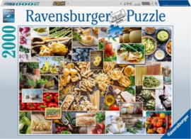 Ravensburger - Food Collage - 2000 stukjes