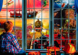 Art Puzzle - The World Inside - 260XL stukjes