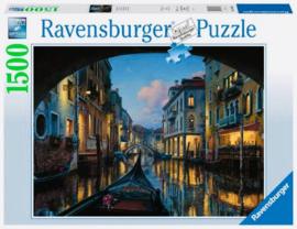 Ravensburger - Venetiaanse Droom - 1500 stukjes