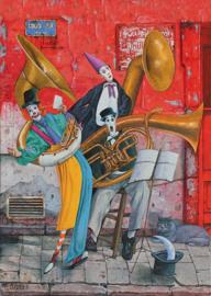 Art Puzzle 4378 - Soul of Music - 1000 stukjes