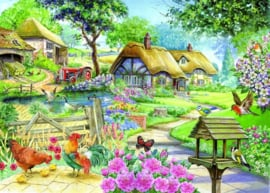 House of Puzzles - Country Living - 500 XL stukjes