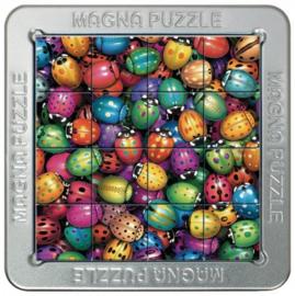 TFF 3D Magna puzzle Small - Bugs - 16 stukjes
