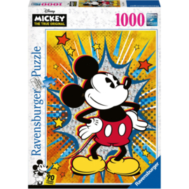 Ravensburger - Disney Retro Mickey - 1000 stukjes