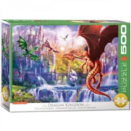Eurographics 5362 - Dragon Kingdom - 500XL stukjes