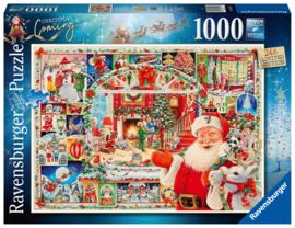 Ravensburger - Christmas is Coming! - 1000 stukjes  (Limited Edition)