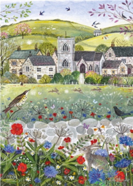 Otter House - Spring is Here! - 1000 stukjes