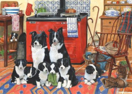 House of Puzzles - Meet the Family - 1000 stukjes