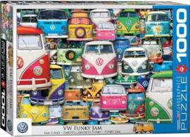 Eurographics 5423 -  VW Funky Jam - 1000 stukjes