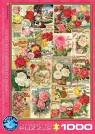 Eurographics 0810 - Roses Seed Catalogue - 1000 stukjes