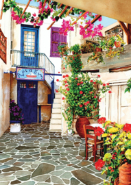Art Puzzle - Flower Courtyard - 260XL stukjes