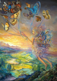 Grafika Josephine Wall - Up and Away - 2000 stukjes